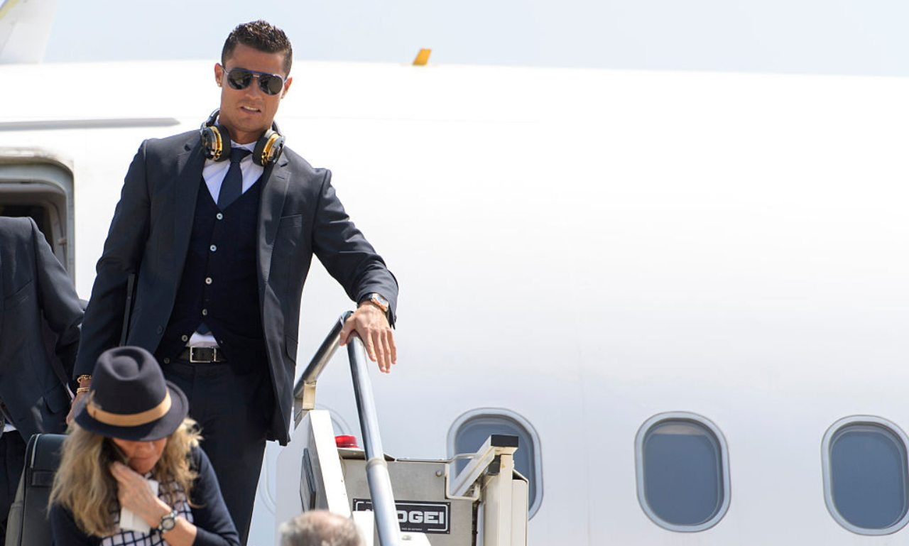 Cristiano Ronaldo Manchester City