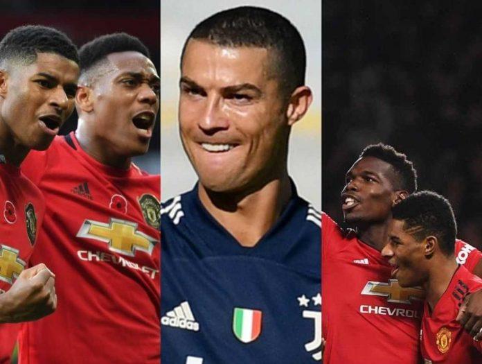 calciomercato ronaldo manchester united