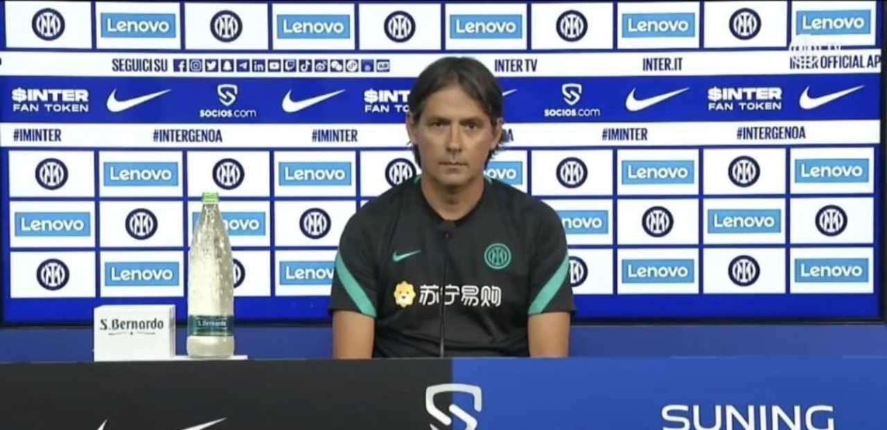 ultime inter inzaghi