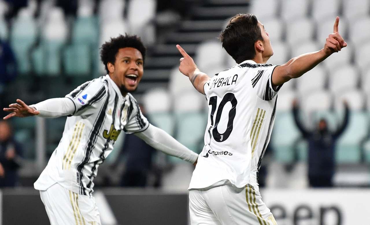 Calciomercato Juventus McKennie