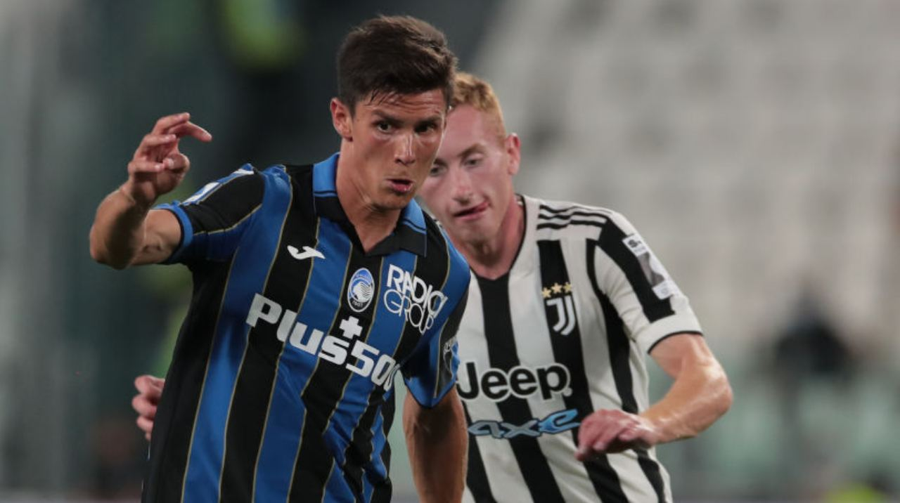 Calciomercato Juventus kulusevski atalanta