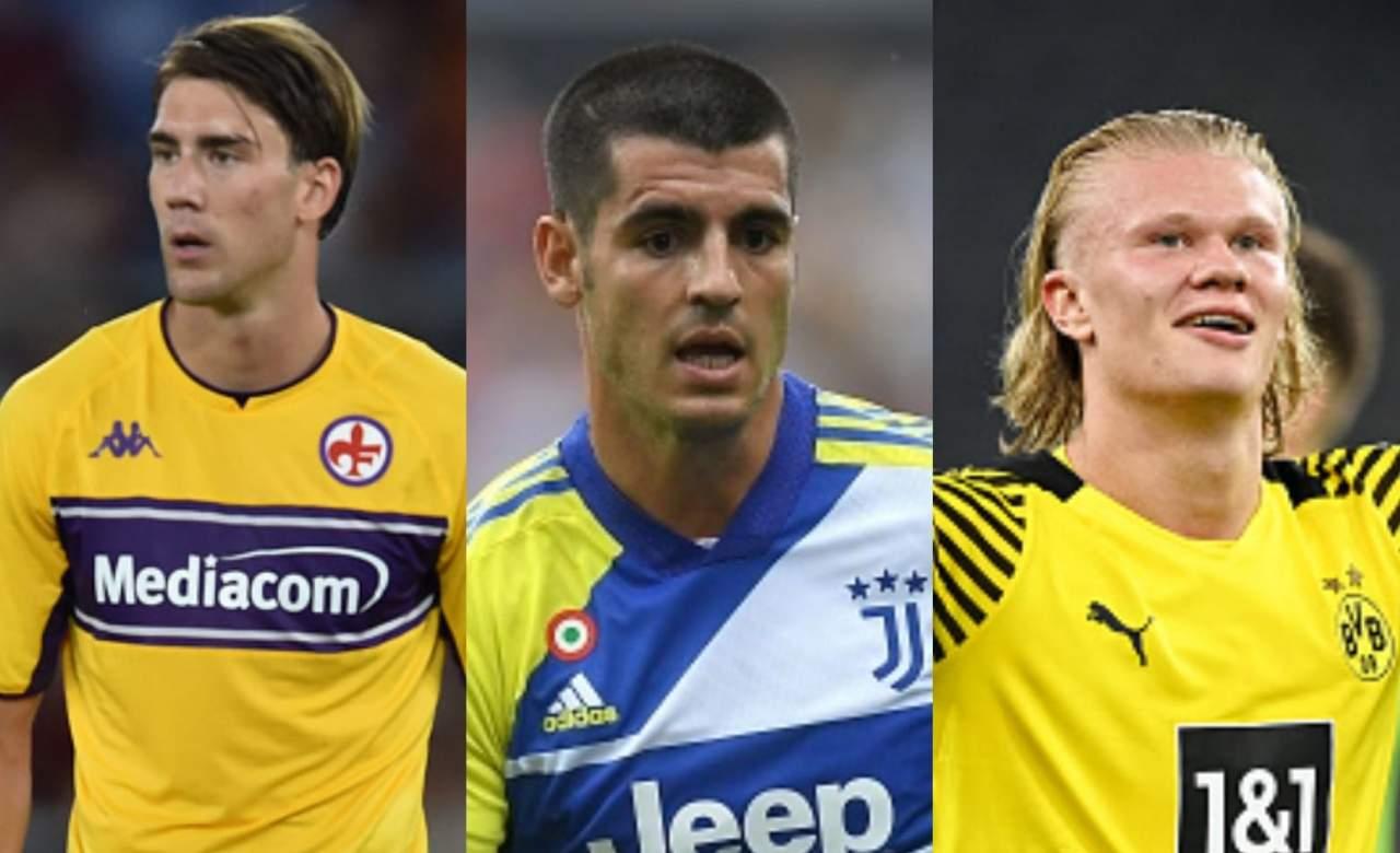 Calciomercato Juventus Vlahovic
