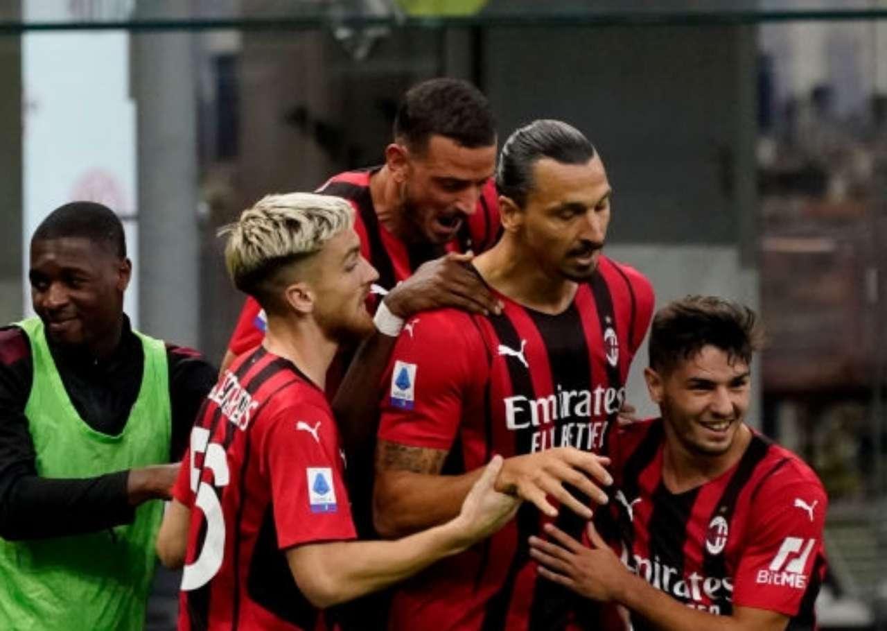 Milan infortunio Florenzi