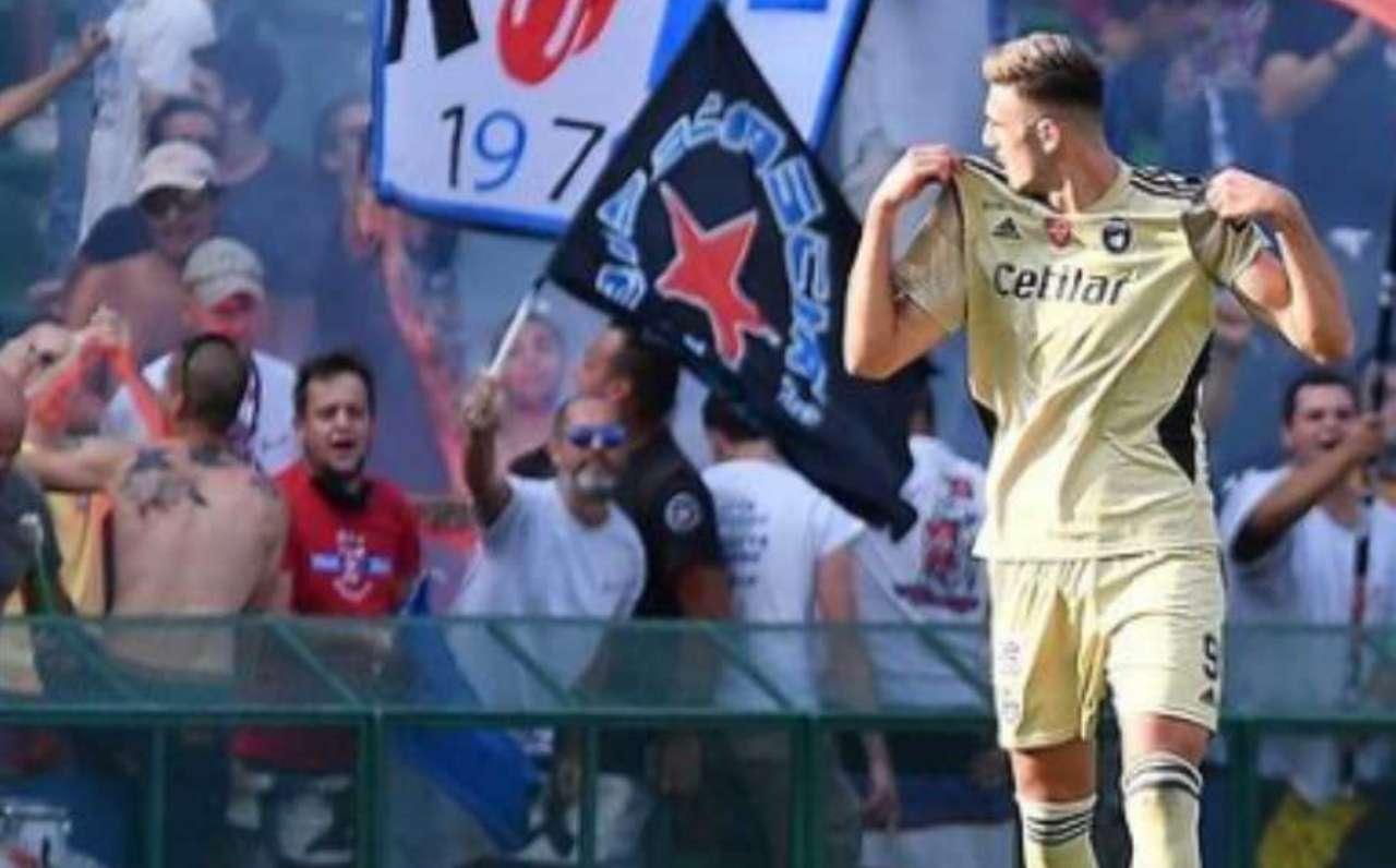 Lorenzo Lucca Juventus