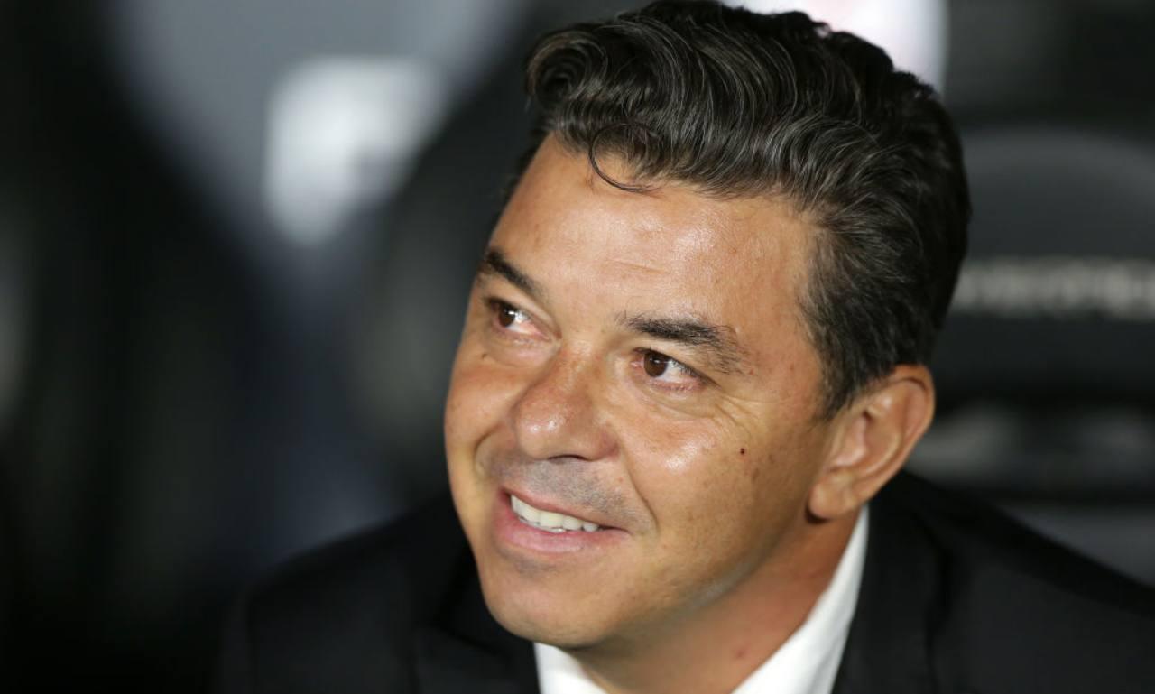 Marcelo Gallardo barcellona