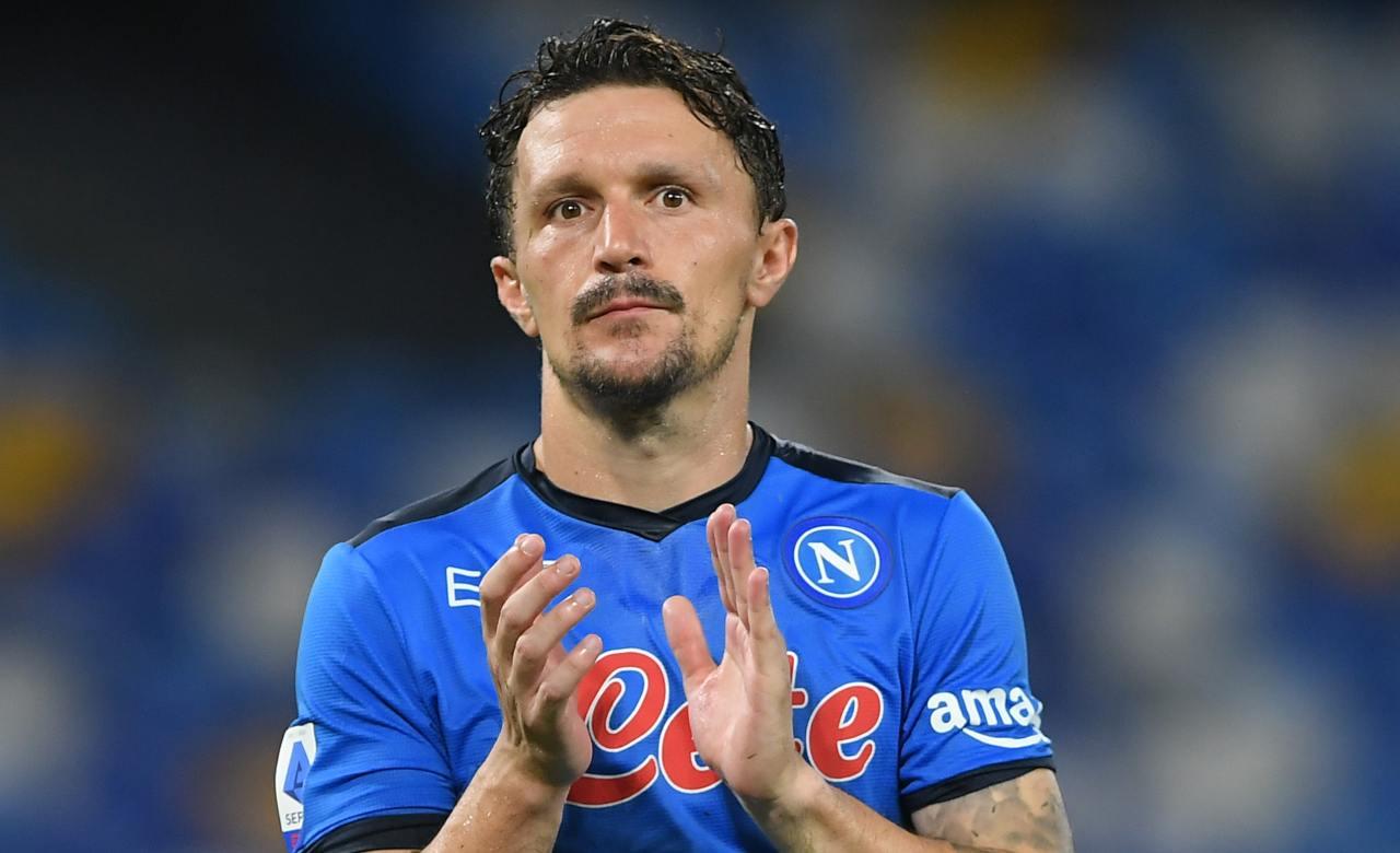 Napoli infortunio Mario Rui