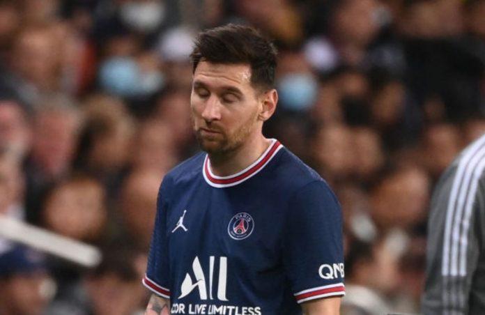 PSG, infortunio e lite con Messi