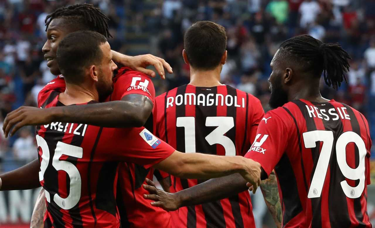 Milan infortunio Florenzi (Getty Images)