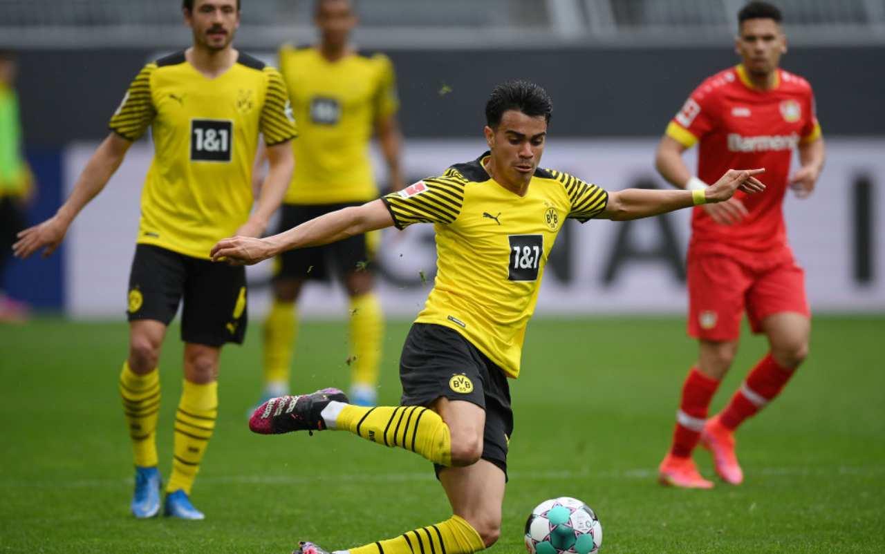 Reinier Jesus Borussia Dortmund