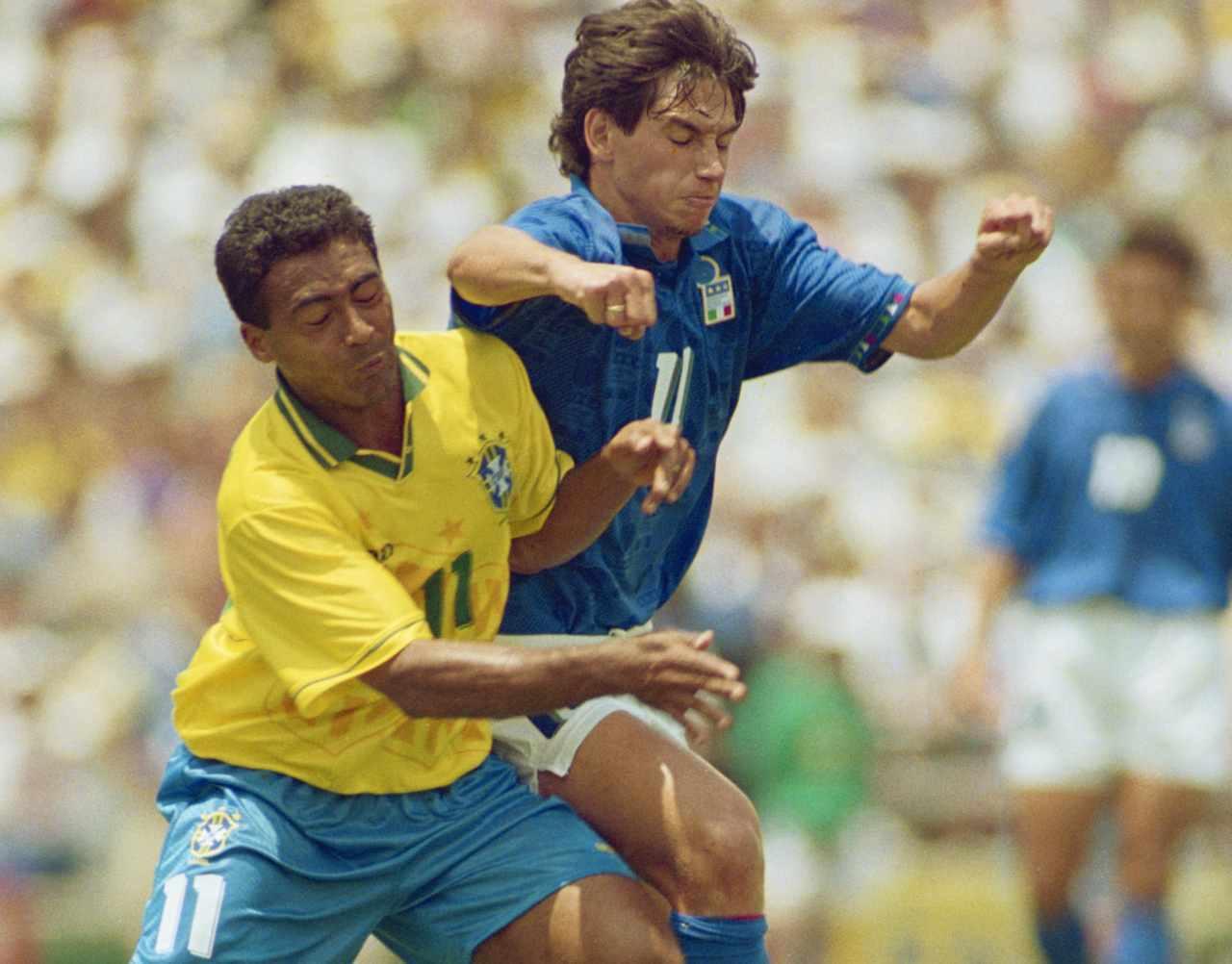 Brasile Romario
