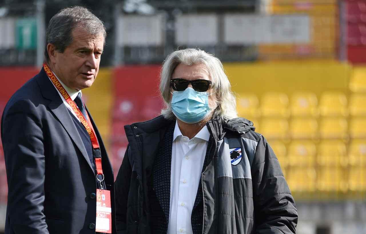 Notizie Sampdoria