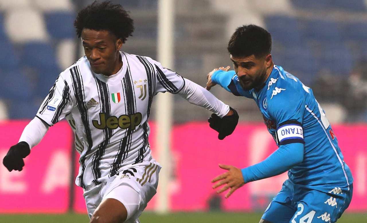Serie A Napoli Juventus
