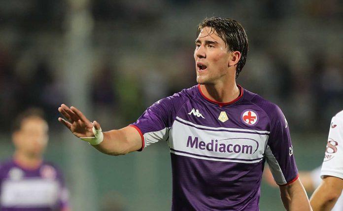 Calciomercato Fiorentina Dusan Vlahovic