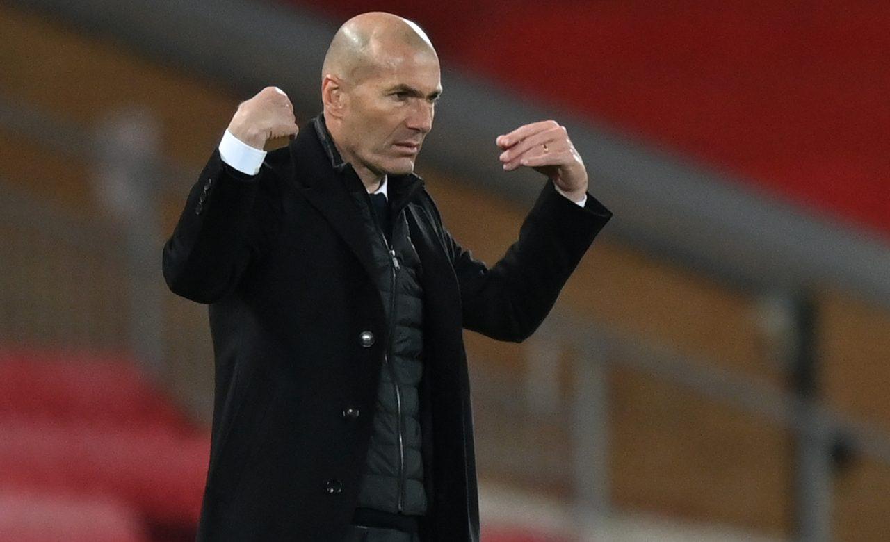 Zidane Francia