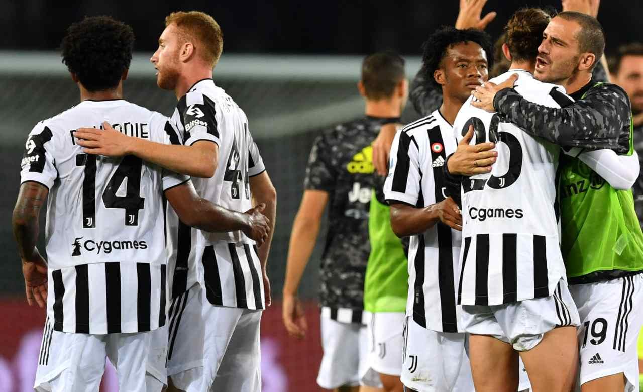 Calciomercato Juventus Pellegrini