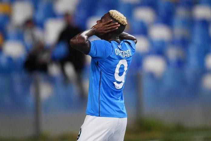 Calciomercato Napoli Victor Osimhen