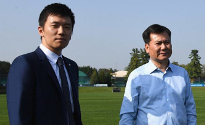 Inter Suning Zhang