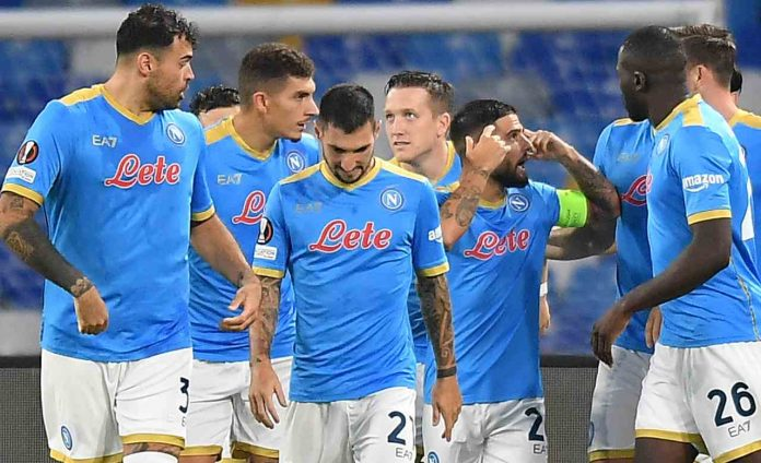 Calciomercato Napoli Nandez