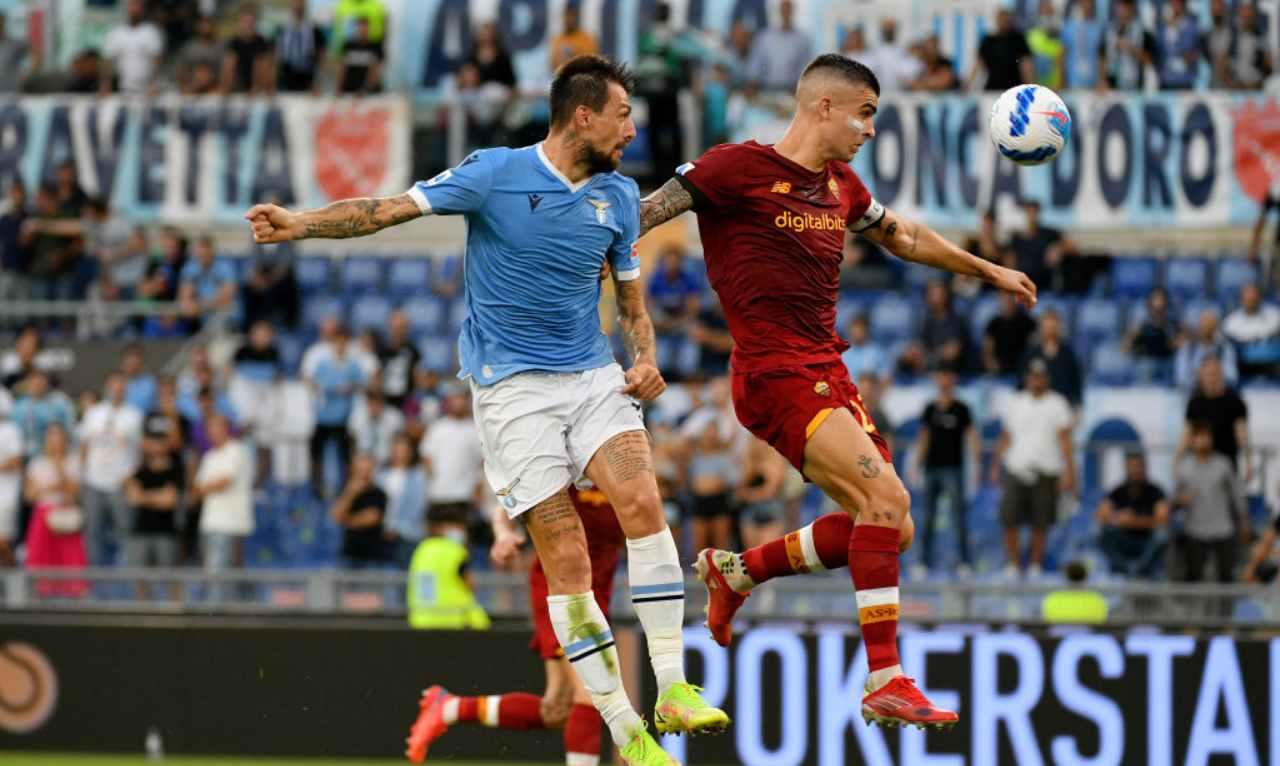 calciomercato Inter gianluca mancini rinnovo roma