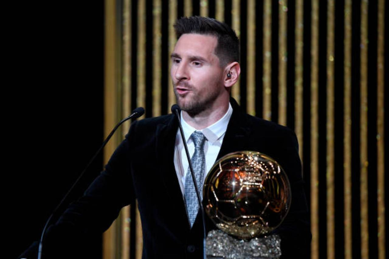 ultime messi pallone d'oro