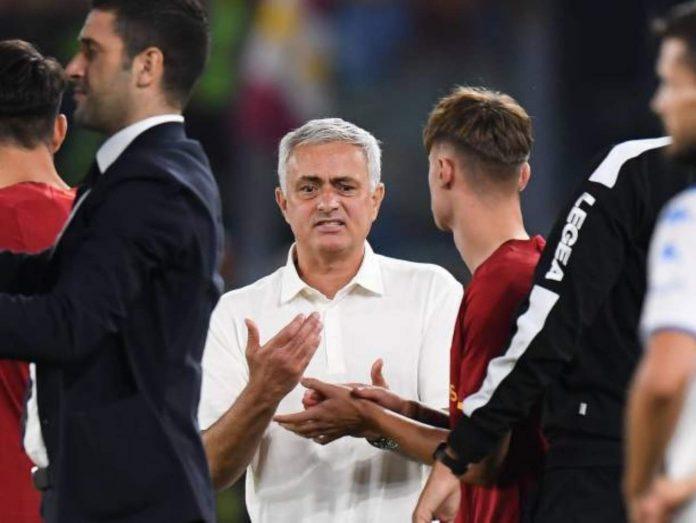 ultime roma mourinho