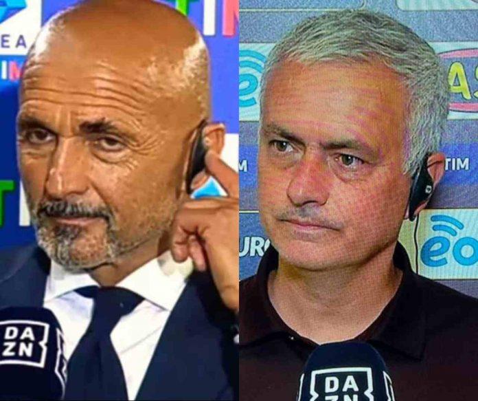 Spalletti vs Mourinho